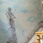 Michelle's beautiful wall paintings