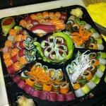 Bild från Sushi Yama