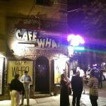 Photo of Cafe Wha? taken with TripAdvisor City Guides