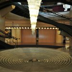 Lobby - entry to SPA