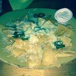 Deuxième coup de coeur: plateau de nachos jalapenos