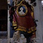 the monument of Maria Flaminia Odescalchi Chigi