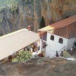 Monastery Panagias Elonis