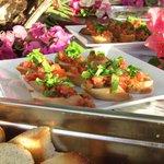 Bruschetta special catering