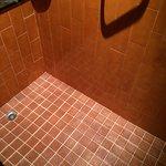 Gross shower