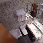 Ванная в 16-ом номере.