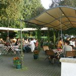 Park Cafe Austel Villa