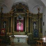 Veduta altare