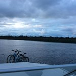 Early evening on the majestic Shannon heading toward Banagher