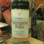 Excelente vino chileno