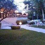 giardino sera