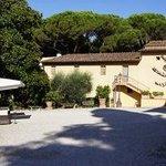 Vooraanzicht Hotel Stanley Sesto Fiorentino