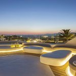 Sky Bar at Andronikos Hotel : is the new spot which has recently been added to the overall facil