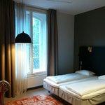 La stanza 255.