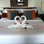 Chambre Lune de Miel / Honeymoon suite