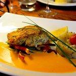 主菜-鱈魚