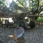 Mobile Artillery Pieces