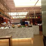 Makan Kitchen at DoubleTree by Hilton Johor Bahru