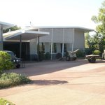 Entrance to Darwin Military Museum