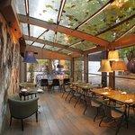 Veranda Caruso Restaurant