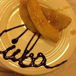Dessert dedicato!!