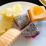 朝食(フルーツ)