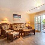 Cabana Suite Living Area