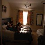 Room # 60 bed