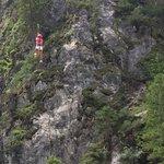 Parco avventura gole della Galizia percorso per esperti