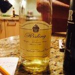 Вкусное вино из местной bodega