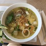 seafood soup bowl