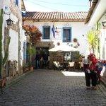Casa San Blas Front Entrance