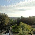 stunning views to Florence