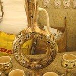 Sultan Ceramic wine decanter set