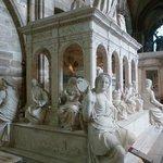 tombeau de Louis XII et d'Anne de Bretagne