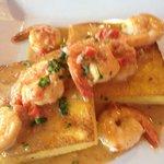 Shrimp & Cheesy Grits