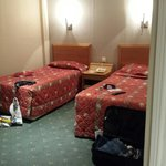 511 a refurbished twin room