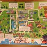 コンナカ王国Map