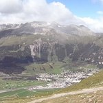 Panorama da Mottas Muragl