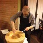 preparazione spaghetti turanici