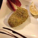 tonno in crosta di pistacchio