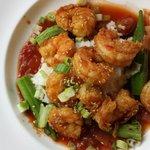 Fried Shrimp Creole