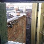 Vista degradata dalla nostra camera