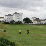 Golf et l'Hôtel