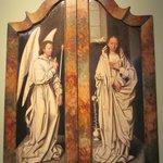 Memling altar piece
