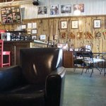 Standpipe Coffee House Lufkin, TX  Inside