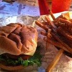 Wild Willy's Burgersj Foto