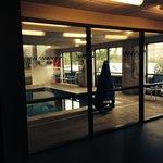 centre d exercice et piscine