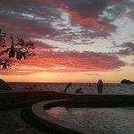 Dalla Piscina al tramonto