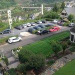 parking van hotel